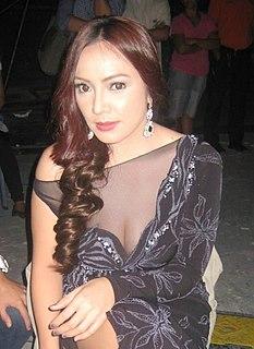 Shermaine Santiago Filipino actor and singer