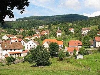 Waldersbach - Image: Waldersbach 67
