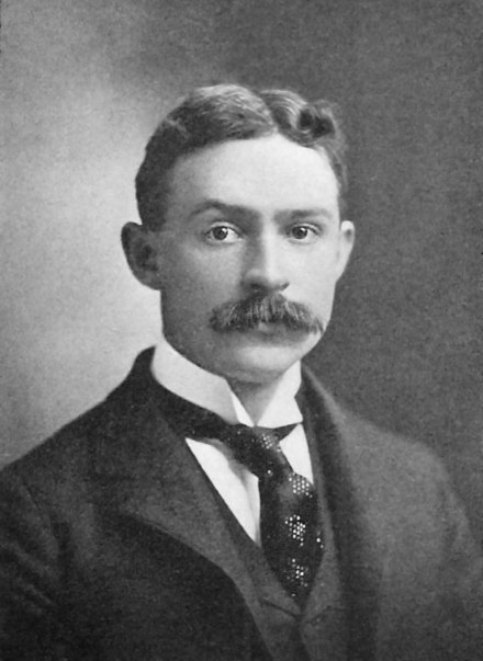Walter Bowers Pillsbury, c. 1906