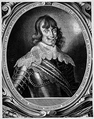 Walter Leslie (count of the Holy Roman Empire) - Walter Leslie