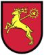 Coat of arms of Hirsau