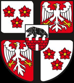 Anhalt-Zerbst - Coat of arms