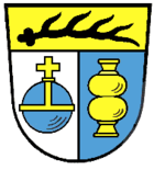 Wappen des Landkreises Backnang