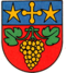 Coat of arms of Vétroz