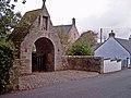 War Memorial Arch, Dyke - geograph.org.uk - 264646.jpg