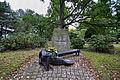 Warnemünde, Kriegerdenkmal für die auf See gebliebenen Soldaten des Zweiten Weltkriegs.jpg