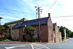 Old Fauquier County Jail - Wikipedia