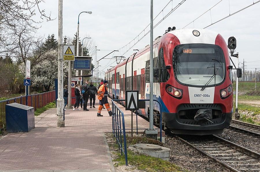 Warszawa Reduta Ordona railway station