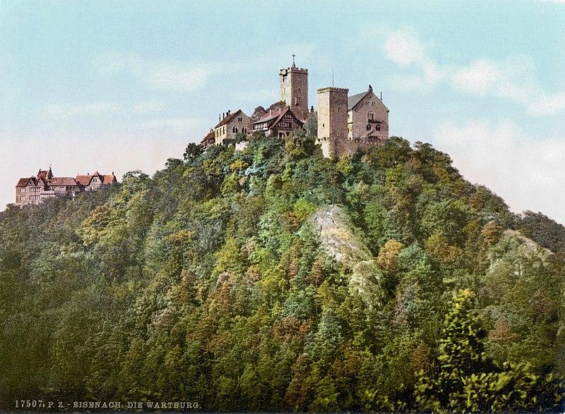 Soubor:Wartburg aus Suedwest.jpg