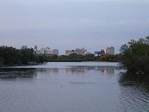 Wascana Lake Regina Saskatchewan