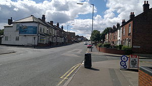 Washwood Heath - Image: Washheath Road Birmingham