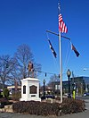 Washington Avenue Soldier's Monument and Triangle