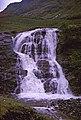 Waterfall on the River Coe, Glencoe, taken 1963 - geograph.org.uk - 747359.jpg