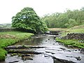 Waterfalls on Clough River - geograph.org.uk - 435748.jpg