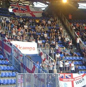 WBA supporters in a Teresa Herrera Trophy match against Deportivo de La  Coruña. 93ba2d9bfd4f3