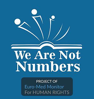 We Are Not Numbers - Image: We Are Not Numbers Project