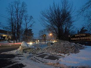 Pompton Avenue and Ridge Road
