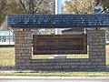 Welcome to Gunnison Valley sign in Gunnison, Utah, Nov 15.jpg
