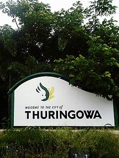 Suburb of Townsville, Queensland, Australia