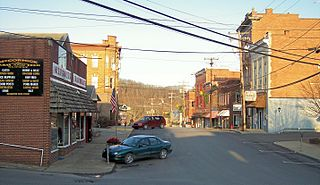 West Union, West Virginia Town in West Virginia, United States