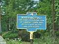 Whipping Post Historical Marker Preston Hollow NY Jun 11.jpg