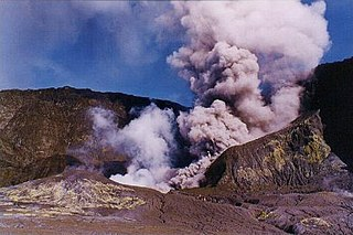 Volcanology of New Zealand
