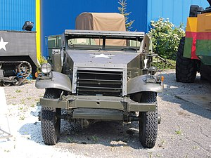 White armoured car at Sinsheim photo-2.JPG