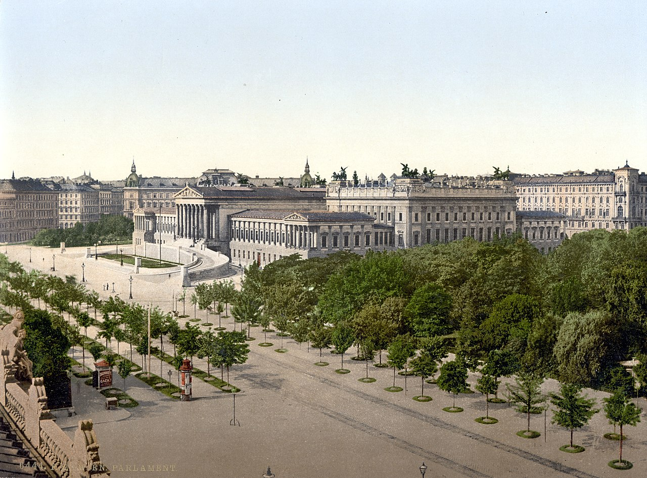 File wien parlament um wikimedia commons for Ohrensessel um 1900