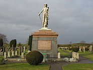 Wigton Cemetery - geograph.org.uk - 124564