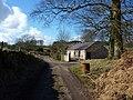 Wigwellnook Farm and oil drum - geograph.org.uk - 1735622.jpg