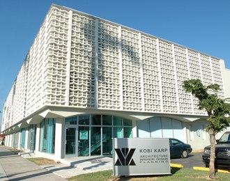 Miami Modern architecture - Image: Wiki office