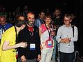 Wikimanía 2015 - Day 2 - Welcome Reception in Salon Don Diego - Patricio Lorente - LMM - México D.F..jpg