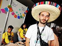 Wikimanía 2015 - Day 4 - LMM - México D.F. (31).jpg
