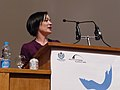 Wikimania 2008 - Closing Ceremony - Sue Gardner - 3.jpg