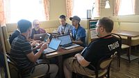 Wikimedia Hackathon 2017 IMG 4219 (33946907873).jpg