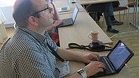 Wikimedia Hackathon 2017 IMG 4317 (34371123810).jpg