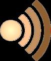 Wikiquote-logo (negative film).png