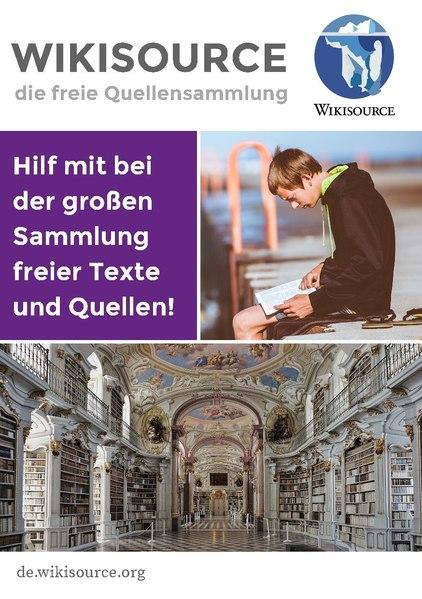 Wikisource-Broschüre