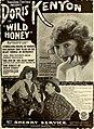 Wild Honey (1918) - Ad 2.jpg