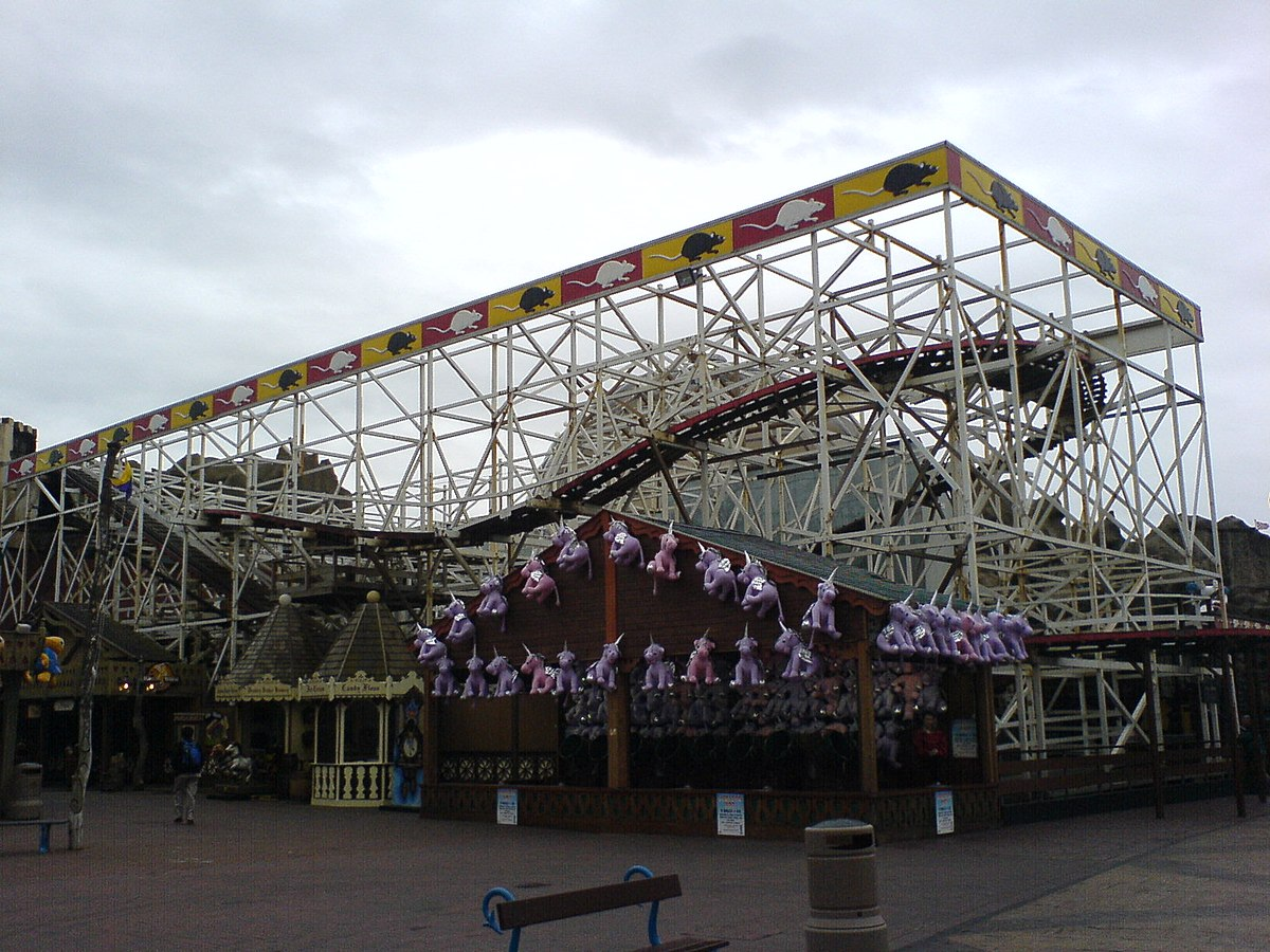 Pleasure Island Theme Park Death