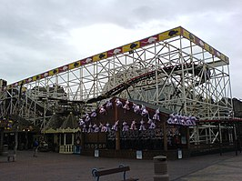 Wild Mouse (Pleasure Beach, Blackpool).JPG