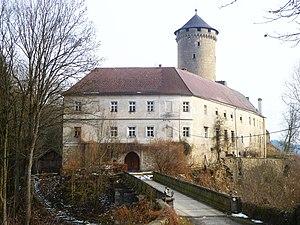 Kirchschlag bei Linz - Wildberg castle