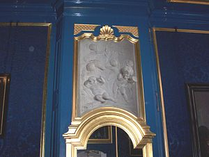 Jacob de Wit - Wall grisaille by Jacob de Wit