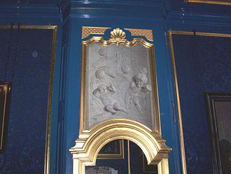 Jacob de Wit - Wall grisaille by Jacob de Wit