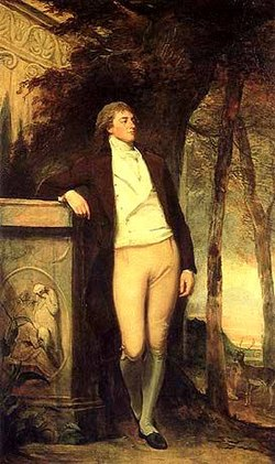William beckford 1782   by george romney