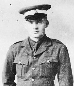 William David Kenny - Lieutenant William Kenny c. 1919