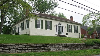 National Register of Historic Places listings in Carroll County, Kentucky - Image: William O. Butler House