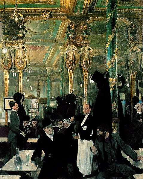 Berkas:William Orpen The Café Royal, London.jpg