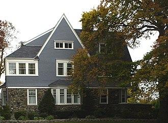 William R. Bateman House - Image: William R. Bateman House Quincy MA 01