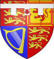 William of Wales Arms.svg